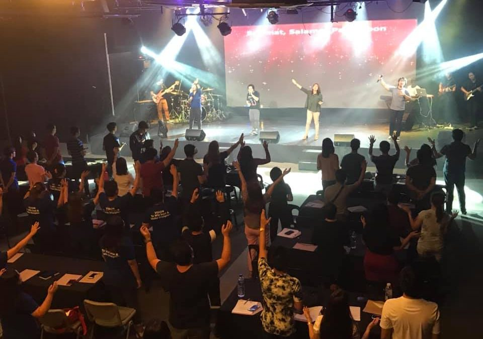 Worship Leaders Masterclass by Malayang Pilipino Music: My Top 5 Lessons