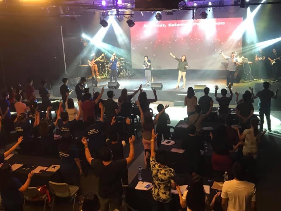 Worship Leaders Masterclass by Malayang Pilipino Music