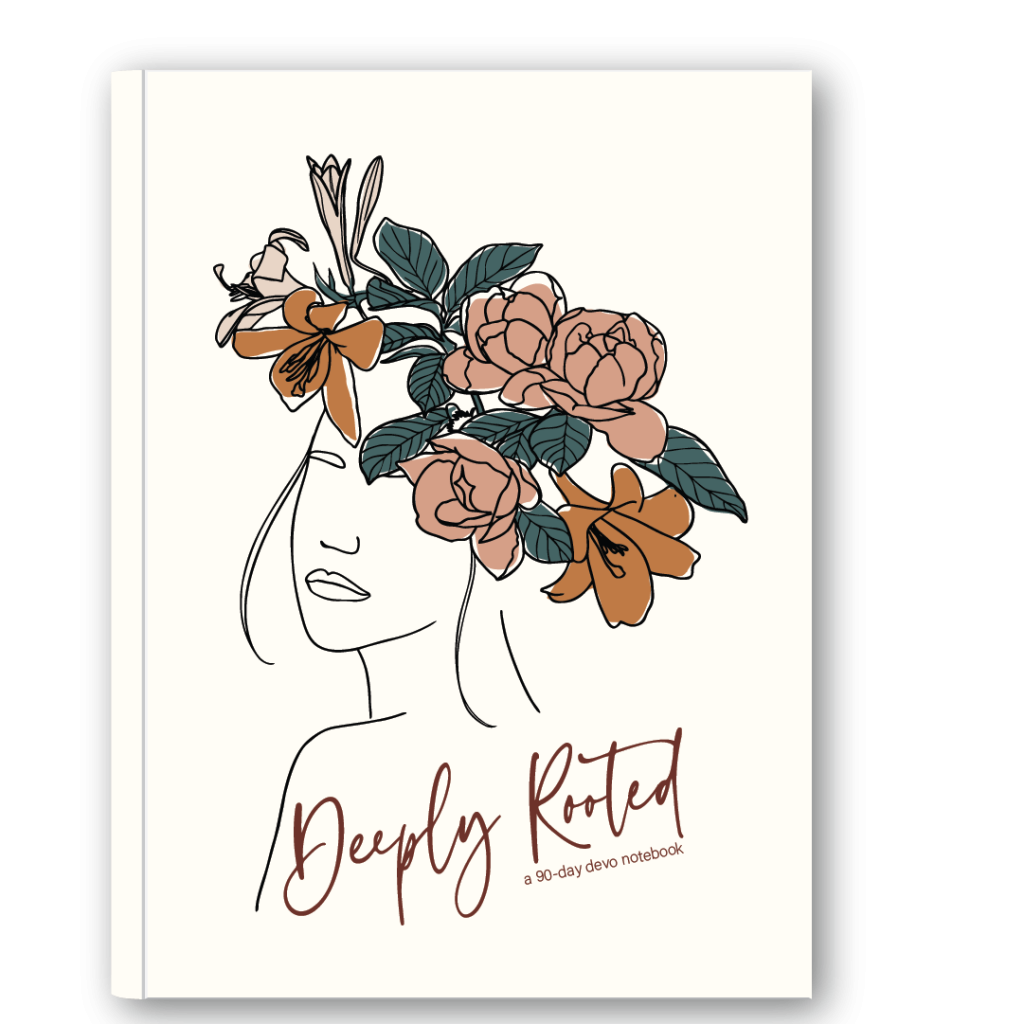 Deeply Rooted Devotional Notebook