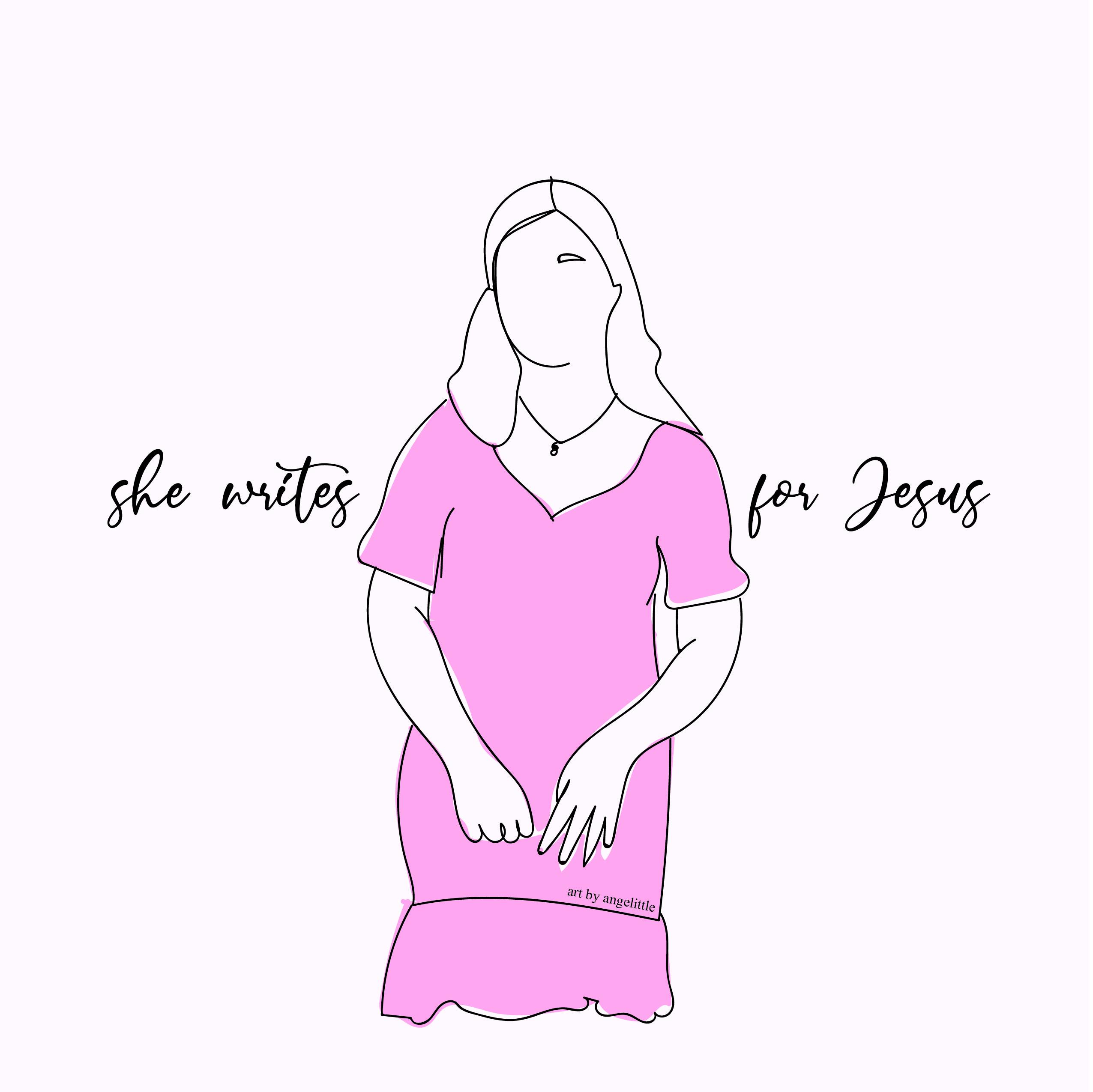 Mariann Lopera, She Writes for Jesus