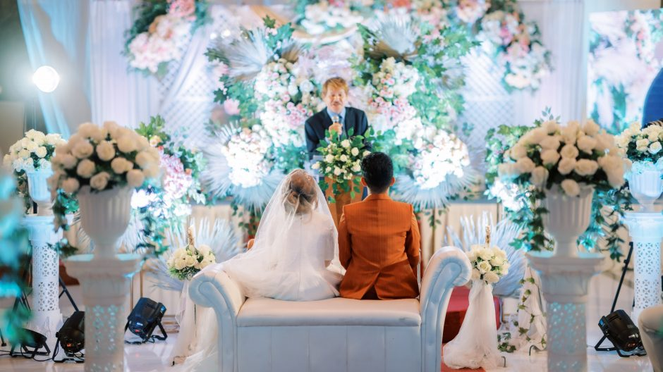 christian wedding, covid wedding, cornerstone wedding photo, zamboanga wedding, angelita chua elloren